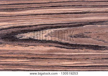 Texture of rich grain palisander veneer pattern
