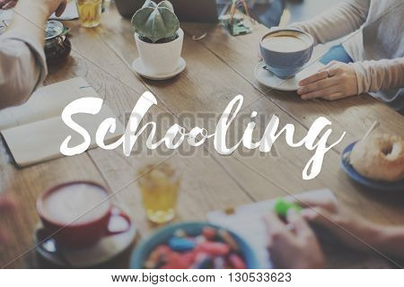 Schooling Students Education Academic Concept