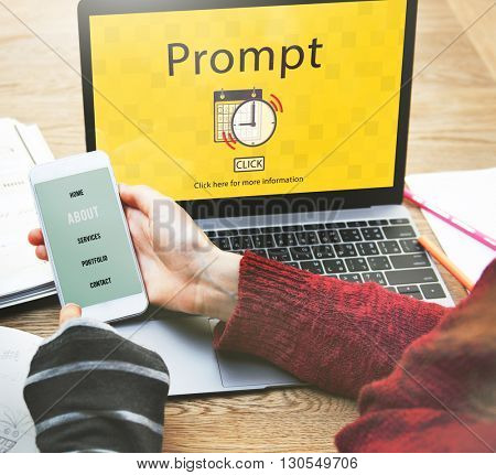 Prompt Schedule Notes Important Task Concept
