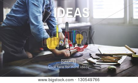 Ideas Craft Creation Design Art Concept
