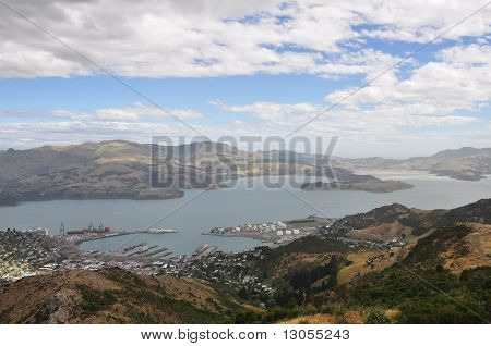 Christchurch Lyttelton, New Zealand