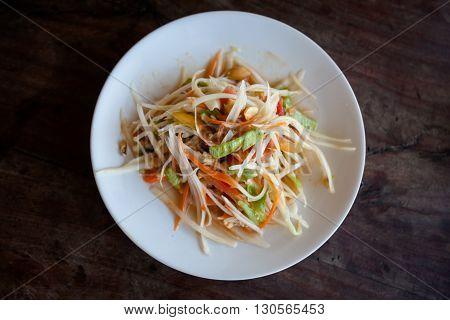 Thai Salad Som Tam