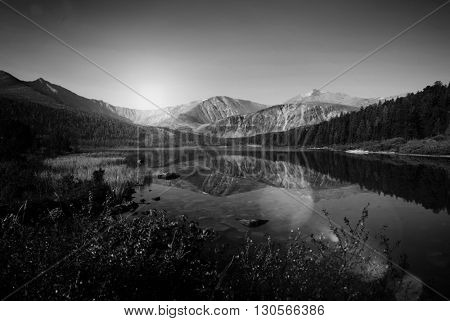 Lake Nature Rural Beautiful Travel Tranquil Concept