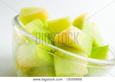 Melon  Portion