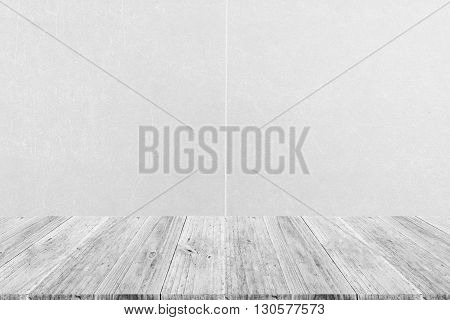 Table Tennis Wood Texture Surface With Wood Terrace