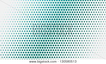 Abstract Halftone Dots Background
