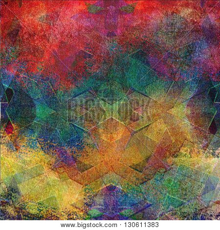 motley abstract dirty background colored shabby texture