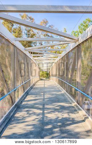 Bridge For Biking Trail