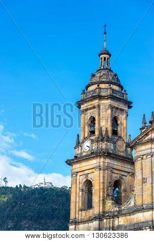 Bogota Cathedral Spire