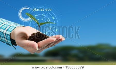 Nature and technology interaction