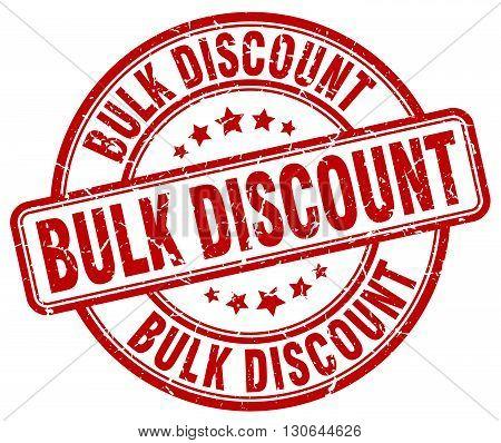 bulk discount red grunge round vintage rubber stamp