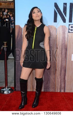 LOS ANGELES - MAY 20:  Nora Lum at the Neighbors 2: Sorority Rising American Premiere at Village Theater on May 20, 2016 in Westwood, CA
