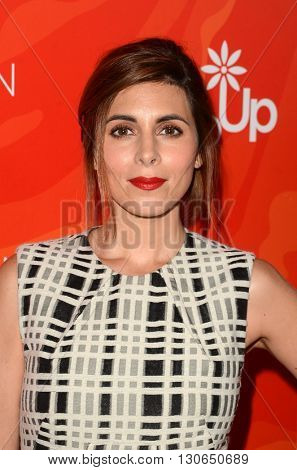 LOS ANGELES - MAY 20:  Jamie-Lynn Sigler at the Step Up Inspiration Awards at Beverly Hilton Hotel on May 20, 2016 in Beverly Hills, CA