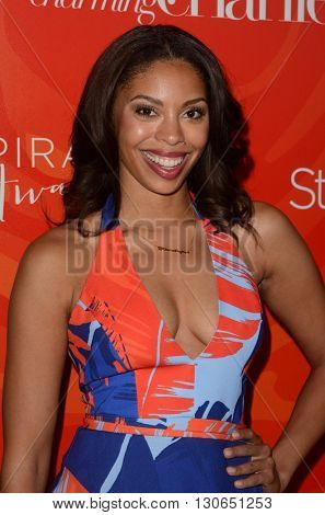 LOS ANGELES - MAY 20:  Ciera Payton at the Step Up Inspiration Awards at Beverly Hilton Hotel on May 20, 2016 in Beverly Hills, CA