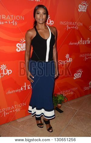 LOS ANGELES - MAY 20:  Gabrielle Union at the Step Up Inspiration Awards at Beverly Hilton Hotel on May 20, 2016 in Beverly Hills, CA
