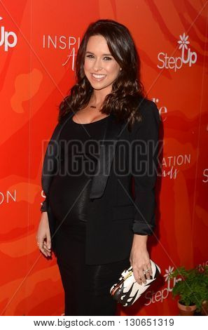 LOS ANGELES - MAY 20:  Lacey Chabert at the Step Up Inspiration Awards at Beverly Hilton Hotel on May 20, 2016 in Beverly Hills, CA