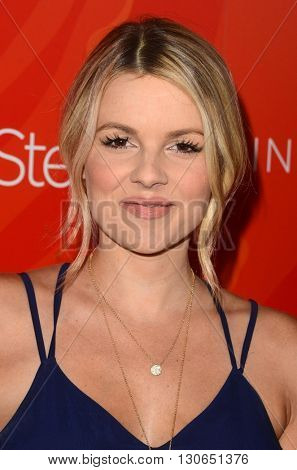 LOS ANGELES - MAY 20:  Ali Fedotowsky at the Step Up Inspiration Awards at Beverly Hilton Hotel on May 20, 2016 in Beverly Hills, CA