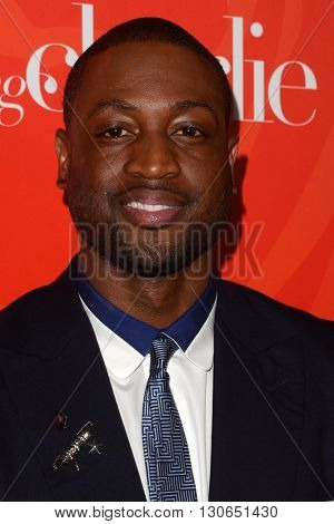 LOS ANGELES - MAY 20:  Dwyane Wade at the Step Up Inspiration Awards at Beverly Hilton Hotel on May 20, 2016 in Beverly Hills, CA