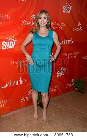LOS ANGELES - MAY 20:  Ashley Jones at the Step Up Inspiration Awards at Beverly Hilton Hotel on May 20, 2016 in Beverly Hills, CA