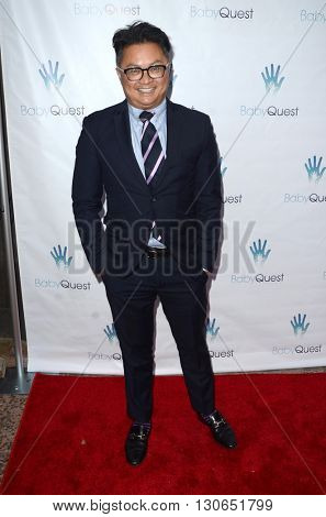 LOS ANGELES - MAY 19:  Alex Mapa at the BabyQuest Fundraiser Gala at Private Estate on May 19, 2016 in Toluca Lake, CA