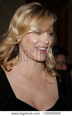 Daryl Hannah at the 57th Annual ACE Eddie Awards held at the Beverly Hills Hotel in Beverly Hills, USA on February 18, 2007.