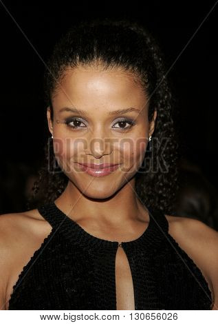 Sydney Tamiia Poitier at the 57th Annual ACE Eddie Awards held at the Beverly Hills Hotel in Beverly Hills, USA on February 18, 2007.