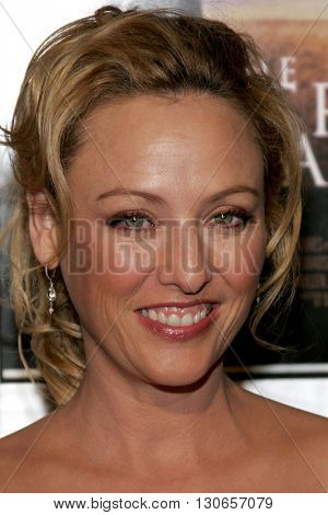Virginia Madsen at the Los Angeles premiere of 'The Astronaut Farmer' held at the Cinerama Dome in Hollywood, USA on February 20, 2007.