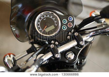 Motorcycle speedometer, Concept of Motorsport, Power, Speed