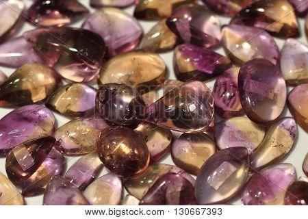 Violet Amethyst Texture