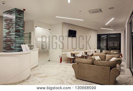 Hotel Interior Modern Design