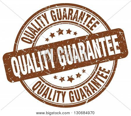 quality guarantee brown grunge round vintage rubber stamp