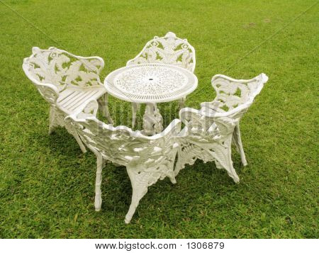 Lawn Chairs - 1