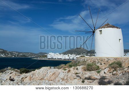 Parikia, Paros, Greece