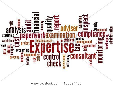 Expertise, Word Cloud Concept 5