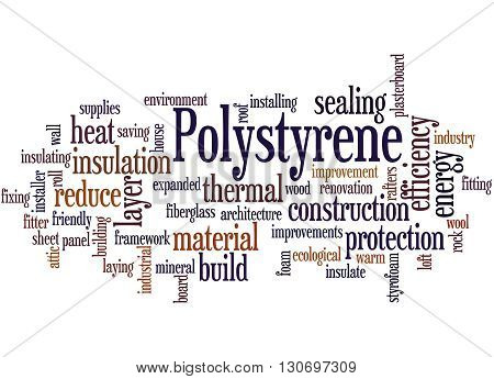 Polystyrene, Word Cloud Concept 4