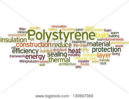 Polystyrene, Word Cloud Concept 7