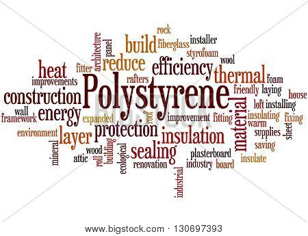 Polystyrene, Word Cloud Concept 9