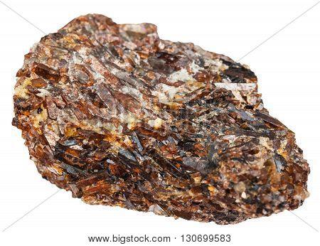 Druse Of Titanite (sphene, Calcium Titanium)