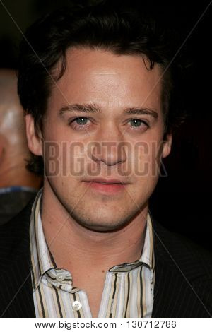 T.R. Knight at the Los Angeles premiere of 'Music and Lyrics' held at the Grauman's Chinese Theater in Hollywood, USA on February 7, 2006.