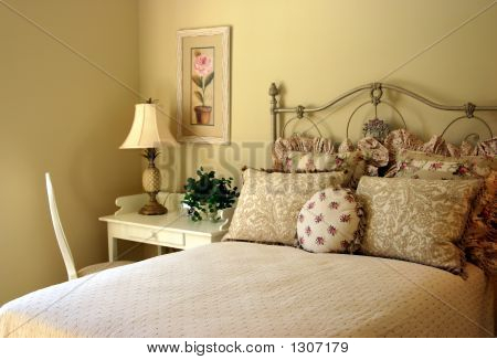 Romantic Guest Bedroom