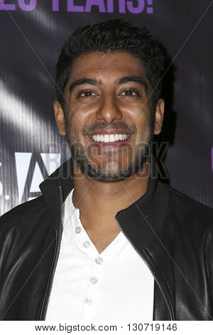 LOS ANGELES - MAY 20:  Ritesh Rajan at the PS Arts - The Party at NeueHouse Hollywood on May 20, 2016 in Los Angeles, CA