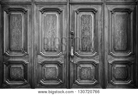 Freemasonry Door Entrance