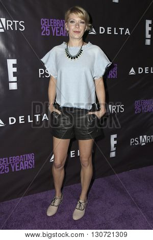 LOS ANGELES - MAY 20:  Mary Elizabeth Ellis at the PS Arts - The Party at NeueHouse Hollywood on May 20, 2016 in Los Angeles, CA