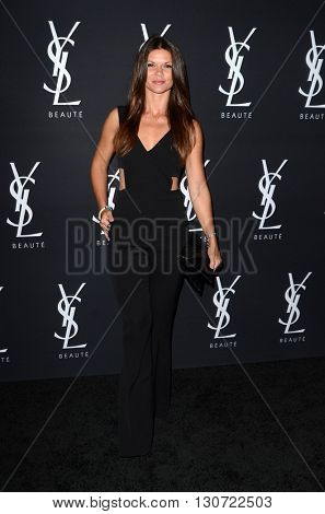 LOS ANGELES - MAY 19:  Danielle Vasinova at the Zoe Kravitz Celebrates Her New Role With Yves Saint Laurent Beauty at Gibson Brands Sunset on May 19, 2016 in West Hollywood, CA