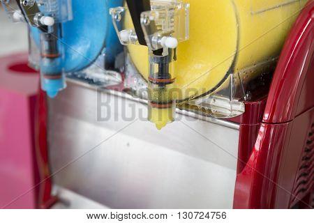 Ice Fruit Juice Beverage Equipment