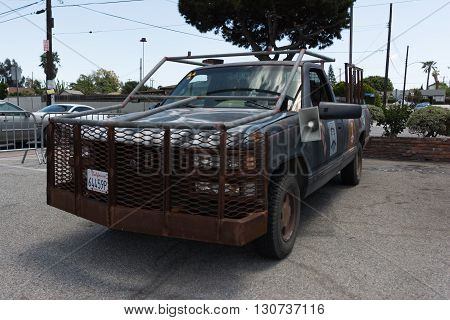 Truck Post-apocalyptic Survival Vehicle