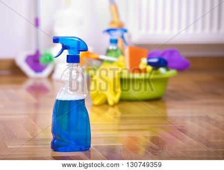 Spray Bottle For Cleaning