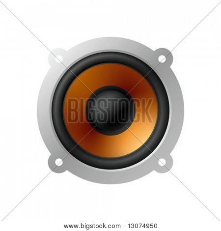 Vector loud speaker