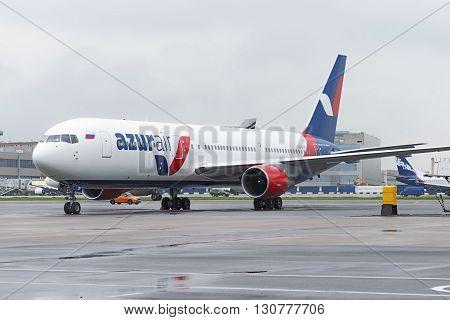 Azur Air Airline Boeing 767-300