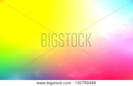 Background paint stains multicolored smoke. Watercolor smoky. Watercolor background, multicolor
